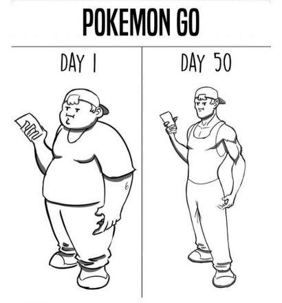 pokemon go day 50