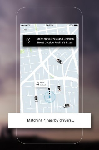 matching-feature-in-taxi-booking-app