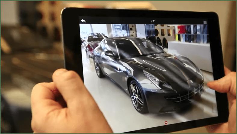 ferrari-augmented-reality-app