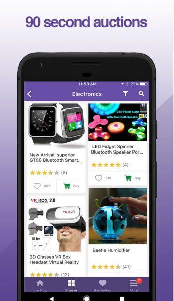 tophatter-app-screen