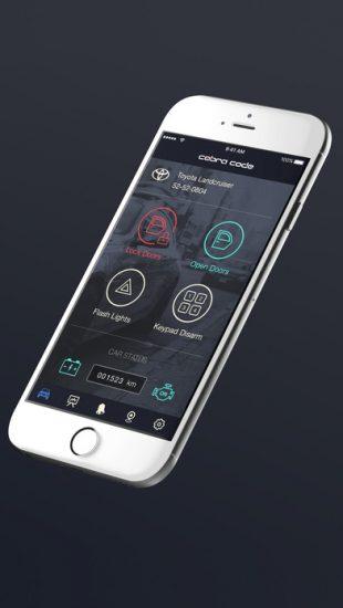 automotive-app-for-israeli-market-cobra-code-by-car-maintenance-app-developers-eastern-peak-team-app-screenshot