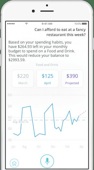 finie-ai-clinc-powered-personal-finance-management-app