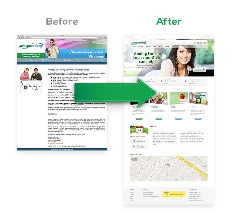 website-redesign-example