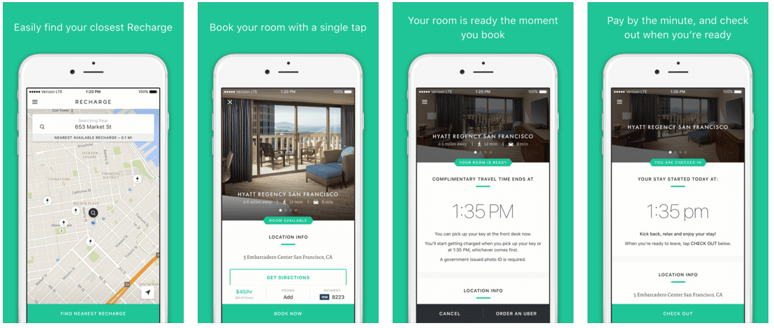 How to Develop a Last Minute Hotel Booking App : Eastern Peak