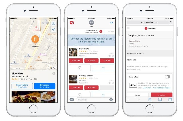 opentable-restaurant-booking-app