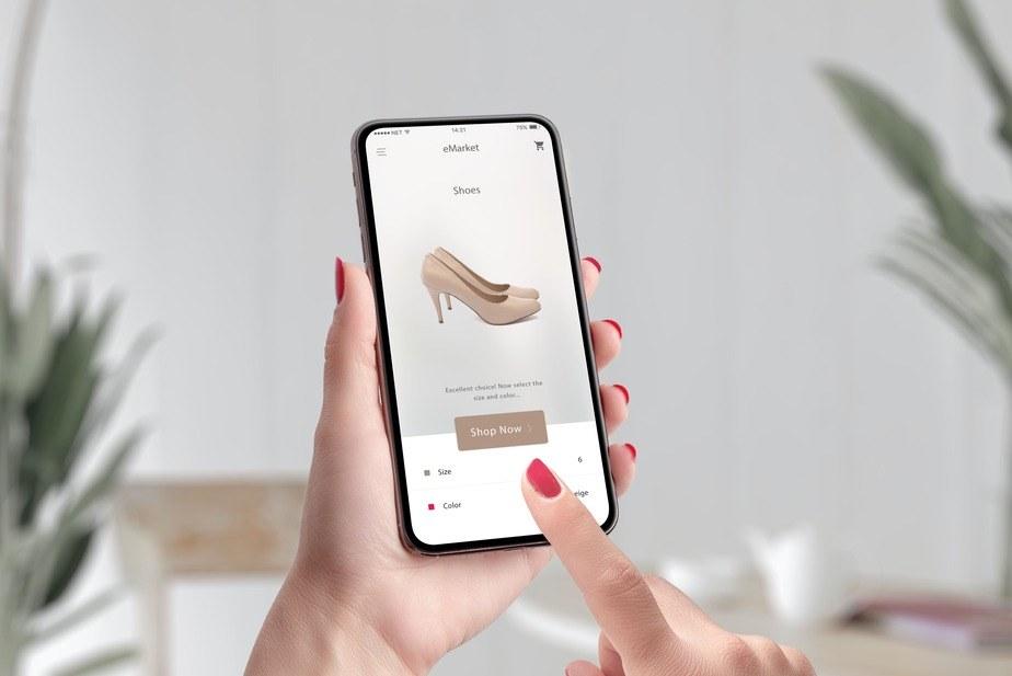 mCommerce-app