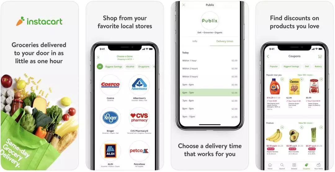 instacart-food-delivery-app